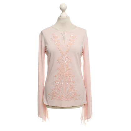 Ermanno Scervino Blouse top in pink