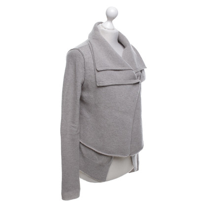 Boss Orange Cardigan in grey