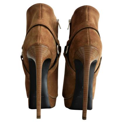 Yves Saint Laurent suède laarzen