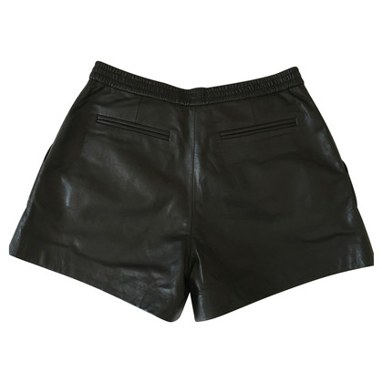 Karl Lagerfeld Pantaloncini corti in pelle