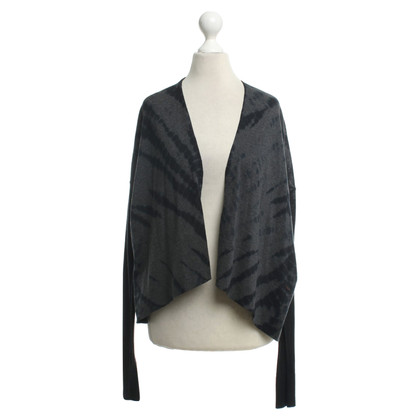 Cinque Cardigan in grey / blue