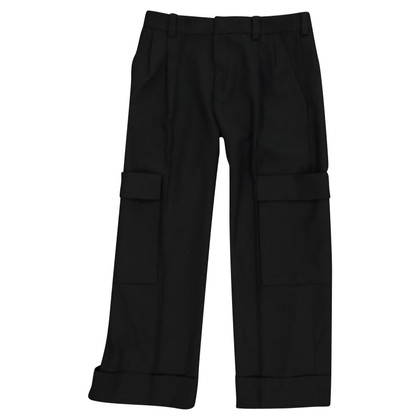 Balenciaga Pantaloni in Black