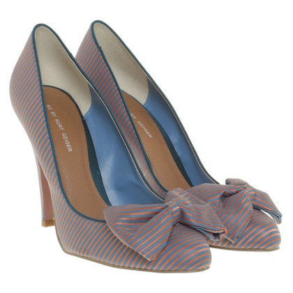 Kurt Geiger pumps Stripe