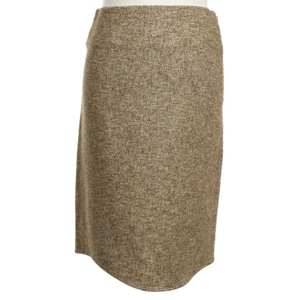 Lanvin skirt in Beige