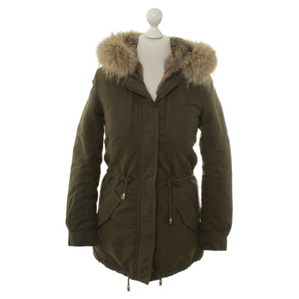 iq berlin parka with echfellbesatz buy second hand iq berlin parka with echfellbesatz for. Black Bedroom Furniture Sets. Home Design Ideas