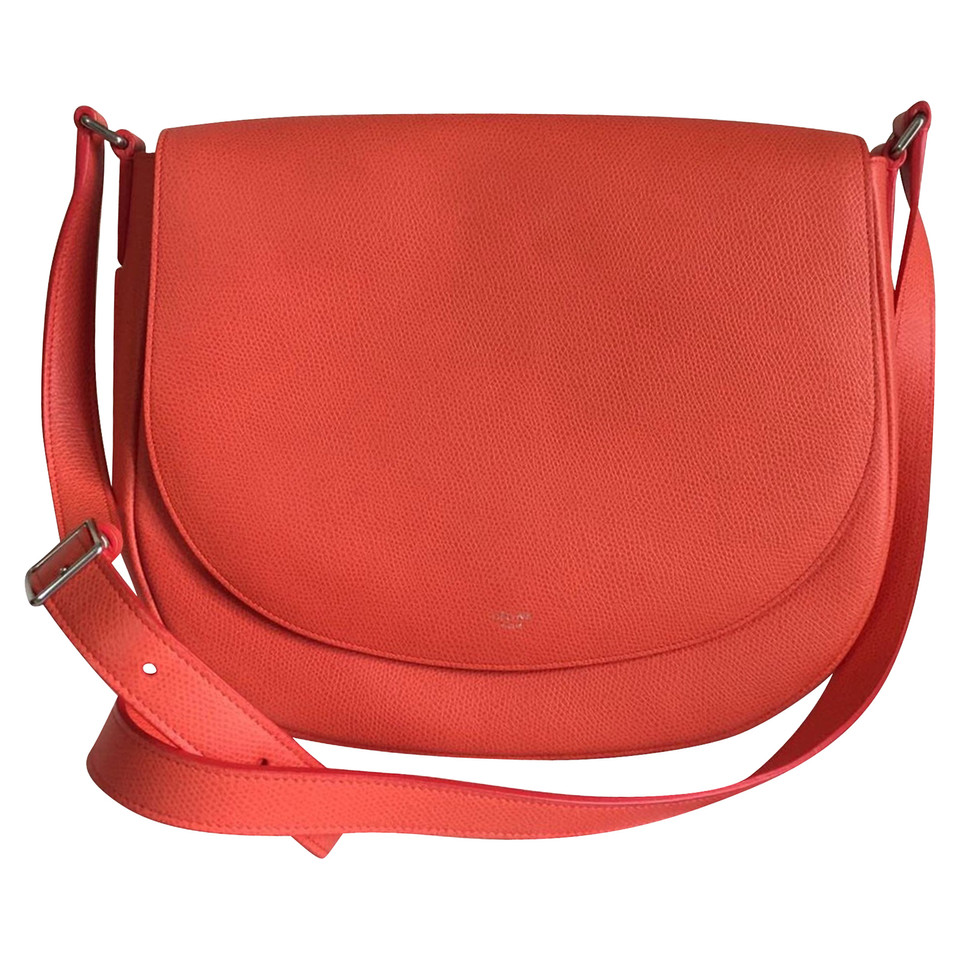 "Céline ""Trotteur Shoulder Bag Large"""