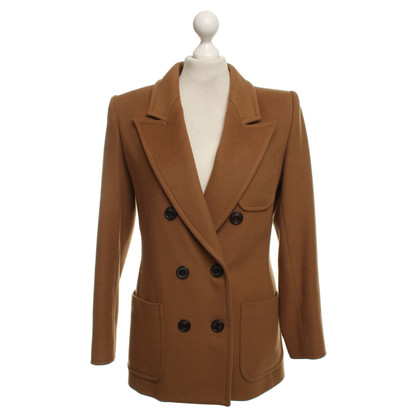 Yves Saint Laurent Jacket in brown