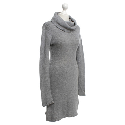 Bruno Manetti Knitted dress in grey