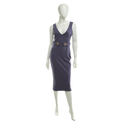 Dsquared2 Kleid in Violett