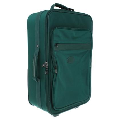 Longchamp Suitcase Green