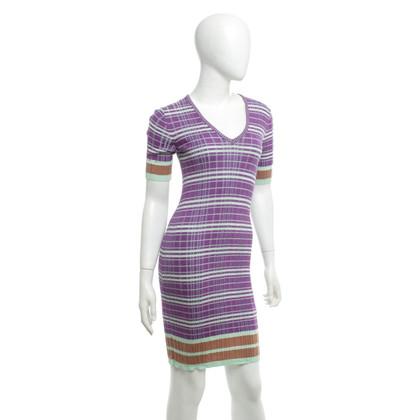 Missoni Knit dress with pattern