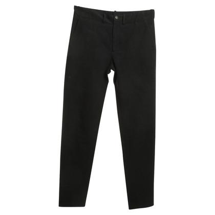 Vanessa Bruno Wollen broek in zwart