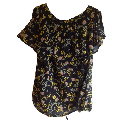 Bash Blouse with floral pattern