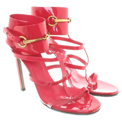Gucci pumps in rosa