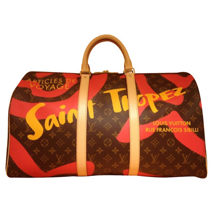"Louis Vuitton ""Keepall 50 St. Tropez"""