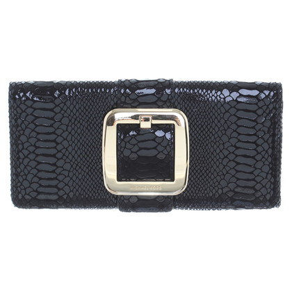 Michael Kors Clutch in Schwarz