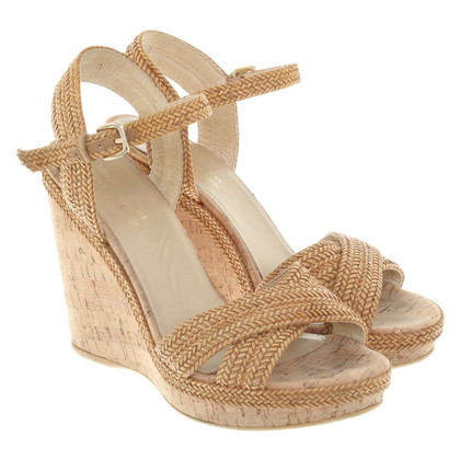 Stuart Weitzman Sandals with wedge heel