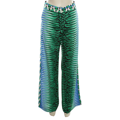 Sport Max trousers with Animalprint