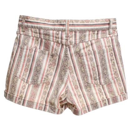 Isabel Marant Shorts with pattern
