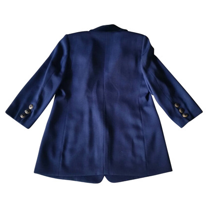 Givenchy Blue polyester jacket