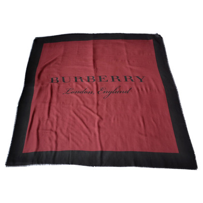 Burberry Woolen cloth with cashmere / silk