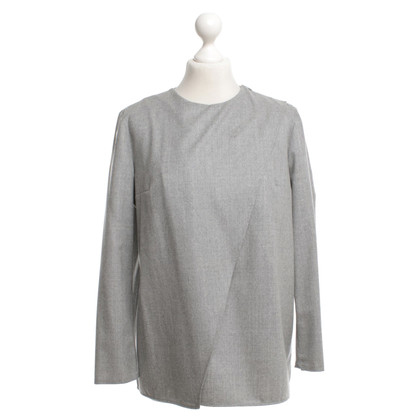 Carven top in gray
