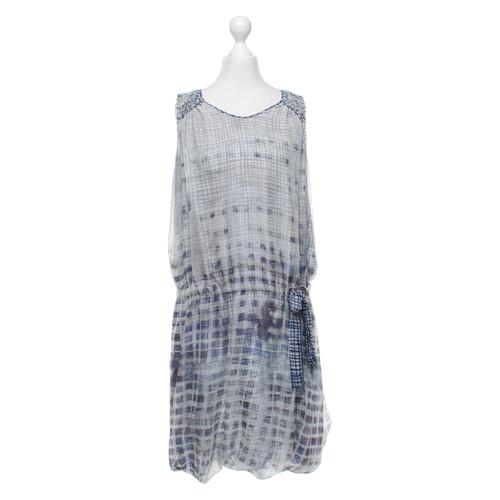 c92110937d6 Wunderkind Kleid mit Muster-Mix - Second Hand Wunderkind Kleid mit ...
