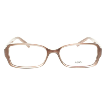Fendi Eyeglass frame in Taupe