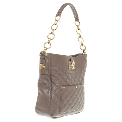 Marc Jacobs Quilted handbag in taupe