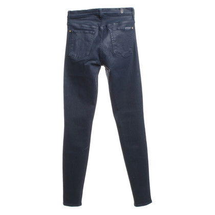 7 For All Mankind Coated in jeans