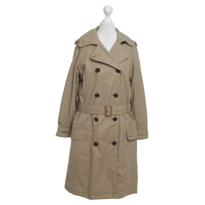Barbour Trench in beige