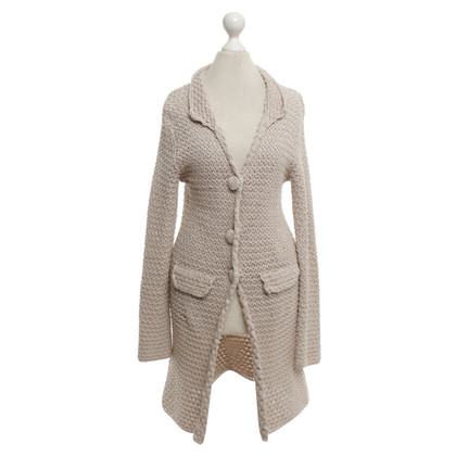Allude Cardigan in cream