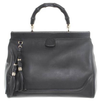 Gucci Handtasche mit Bambusgriff
