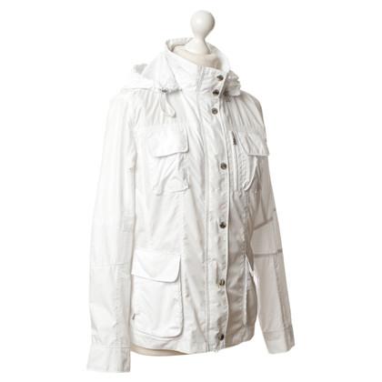 Bogner Lichte jas in wit
