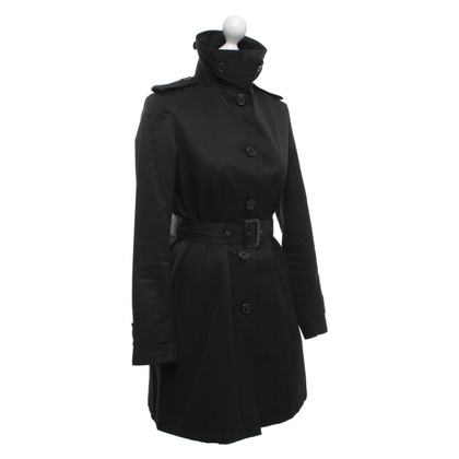 Ralph Lauren Trenchcoat in zwart
