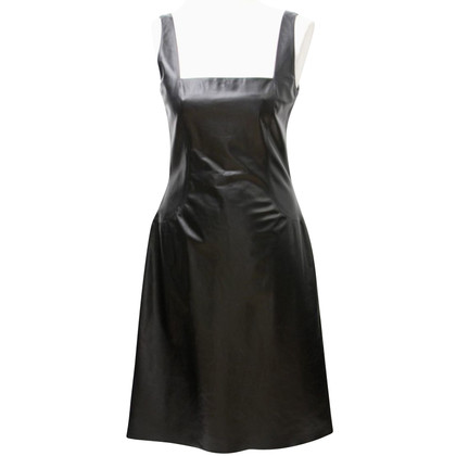 Loewe Elegant leather dress