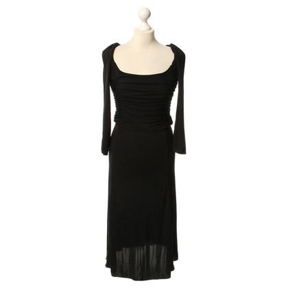 Armani Collezioni Black prom dress