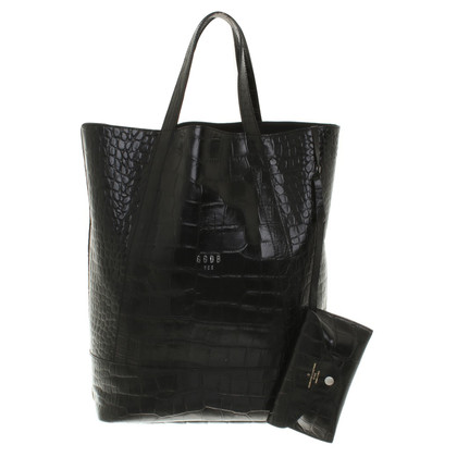 Golden Goose Tote Bag in Schwarz