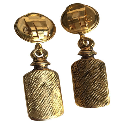 Moschino Clip Earrings