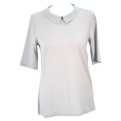 French Connection top with collar