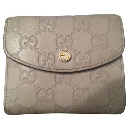 Gucci lederen portemonnee