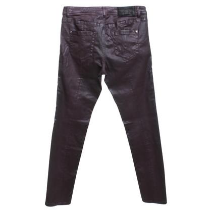 Marc Cain trousers in Bordeaux