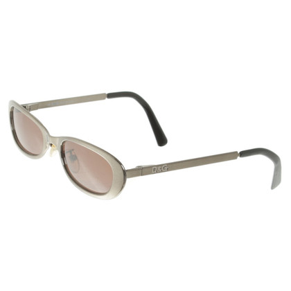 Dolce & Gabbana Metal sunglasses