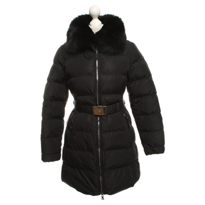Prada Coat with fur collar