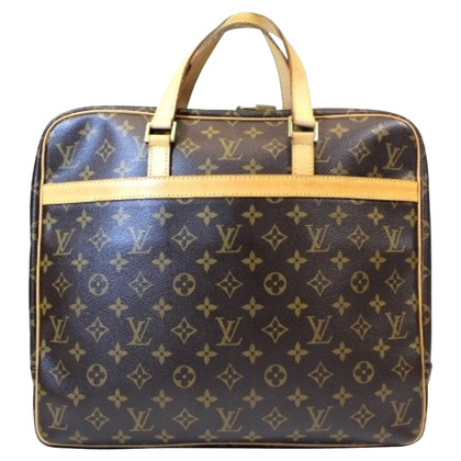 Louis Vuitton Document case from Monogram Canvas