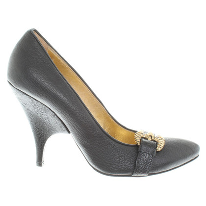 Just Cavalli pumps cuir