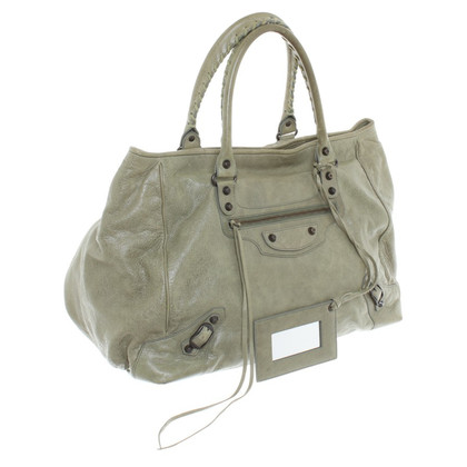 Balenciaga Sakthi in green