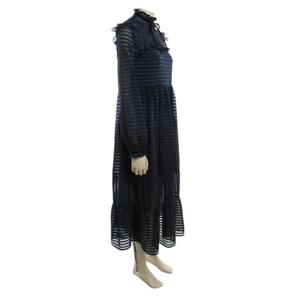 Other Designer Perseverance dress in dark blue