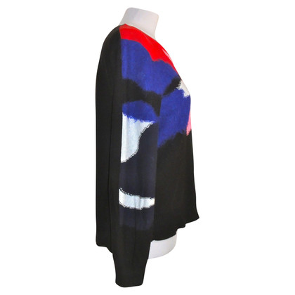 Sonia Rykiel Sweater in patchwork style