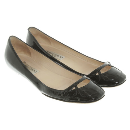 Jimmy Choo Ballerinas made of patent leather